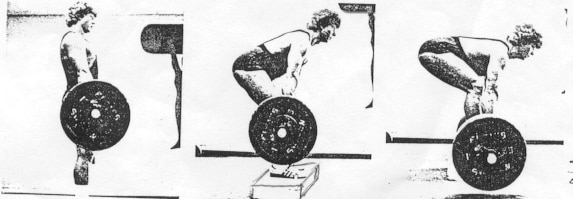 The Lift: Romanian Deadlifts