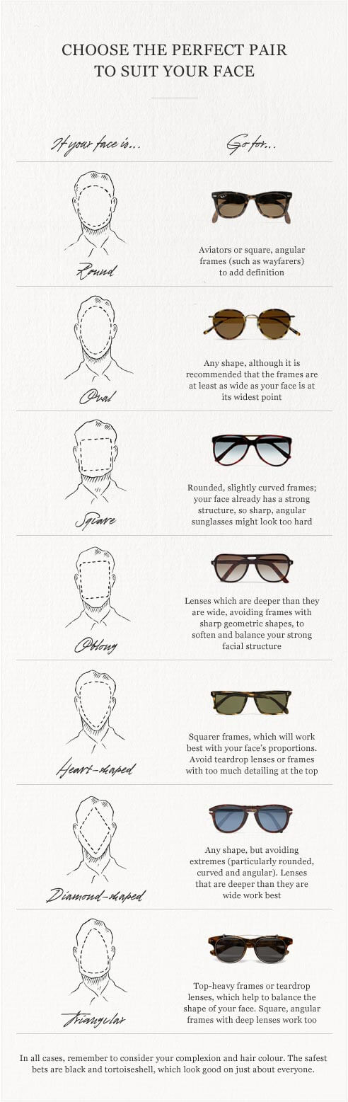 Choosing the Right Sunglasses