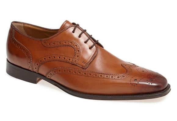 Brown Wingtip Brogues