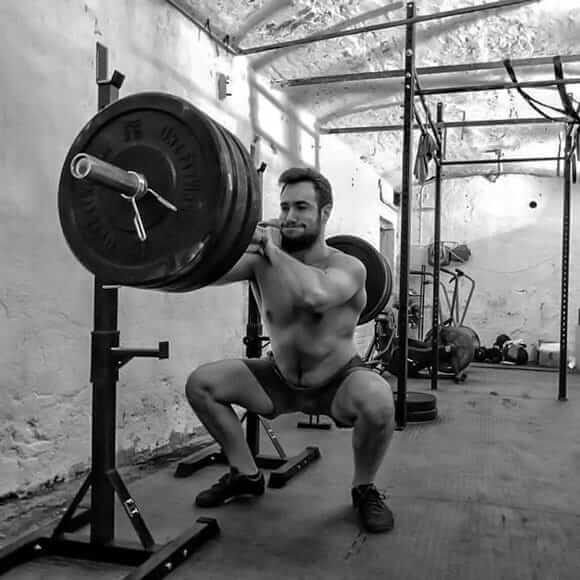 Squat Every Damn Day